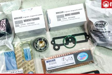 repuestos y accesorios para bombas de vacío